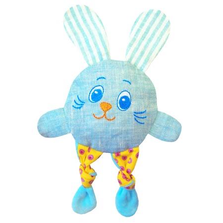 Купить Мягкая игрушка развивающая Мякиши «Доктор Мякиш. Зайка кроха»