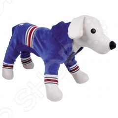 Костюм спортивный для собак DEZZIE 561517 dezzie 5611186 в москве