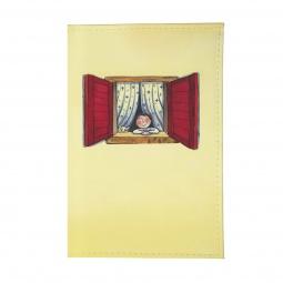 фото Обложка для автодокументов Mitya Veselkov «Красное окошко»