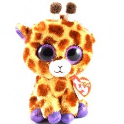 фото Мягкая игрушка TY Жираф SAFARI. Высота: 15 см