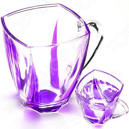 Набор стаканов Loraine LR-24079Стаканы<br>Набор стаканов Loraine LR-24079 - элегантный и красивый набор, который станет замечательным подарком для ваших родных и близких на любое торжество, будь то день рождения, свадьба, юбилей или новоселье. Набор выполнен из экологически чистого материала стекла. Такой набор станет настоящим украшением любого чаепития. Благодаря такому набору пить напитки будет еще вкуснее.<br>