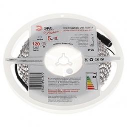 Купить Лента светодиодная Эра LS3528-120LED-IP65-W-eco-5m