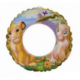 фото Круг надувной Intex «Король Лев»