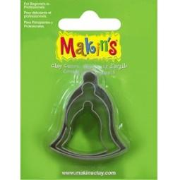 Купить Набор каттеров Makin's «Колокольчик»