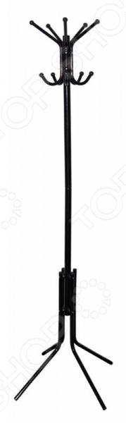 Вешалка напольная Бюрократ CR-002 бюрократ бюрократ cr 001 черная металлик