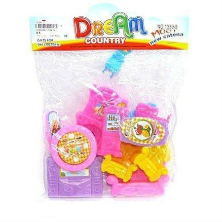 Купить Набор мебели для кукол Shantou Gepai 629309 Dream Country