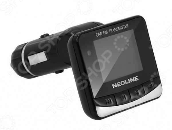 FM-трансмиттер Neoline Flex FM fm трансмиттер avs f 771 43047
