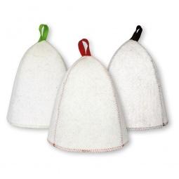 фото Шапка банная EVA «На троих»: 3 шт