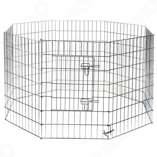 Клетка для щенков Beeztees Octangle