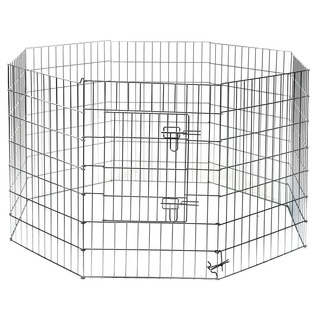 Купить Клетка для щенков Beeztees Octangle