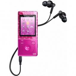 фото MP3-плеер SONY NWZ-E474. Цвет: розовый