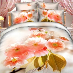 фото Комплект постельного белья с эффектом 3D Buenas Noches Vostorg. 2-спальный