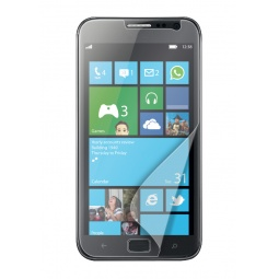 фото Пленка Muvit Screen Guard AntiFinger для Samsung Ativ S. Тип: антибликовая