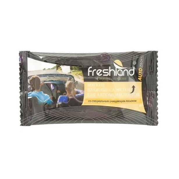 фото Набор салфеток влажных универсальных Freshland PK-850326 Autoproffi