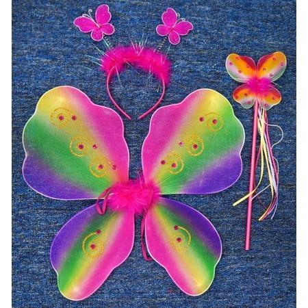 Купить Набор карнавальный Новогодняя сказка «Бабочка-волшебница» 97935