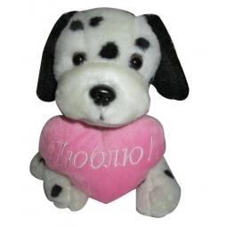 фото Мягкая игрушка Fluffy Family «Щенок. Влюбленный далматин»