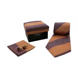 фото Набор подарочный: галстук, запонки, нагрудный платок Mondigo 43117