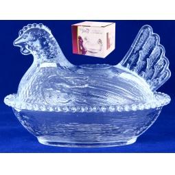 Купить Салатник с крышкой Elan Gallery «Курица»
