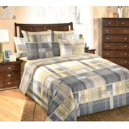 фото Комплект постельного белья Королевское Искушение «Лабиринт». 2-спальный. Размер простыни: 220х195 см