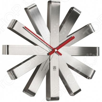 Часы настенные Umbra Ribbon umbra настенные часы
