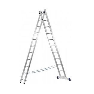 Купить Лестница двухсекционная Сибин 38823