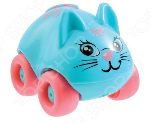 Машинка игрушечная Animal Planet 211349