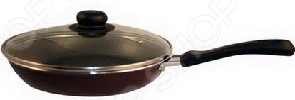 Сковорода с крышкой Scovo ExpertСковороды<br>Сковорода с крышкой Scovo Expert это глубокая сковорода с высококачественным покрытием, которое идеально подходит для поджарки мяса, ведь оно не будет прилипать к поверхности. Благодаря специальному покрытию, на ней можно приготовить разнообразные блюда из мяса, рыбы, птицы и овощей практически не используя масло, при этом достаточно быстро обжаривая. Готовое блюдо получится не только вкусным, но и полезным. Попробуйте добавить к мясу овощей и потушить всё это буквально несколько минут и вы удивитесь, как сильно изменился вкус привычных продуктов. Комбинируйте продукты, используйте соусы и сыры, а главное, не забывайте посыпать готовое блюдо зеленью и вы почувствуете себя настоящим шеф-поваром!<br>