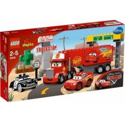 фото Конструктор LEGO Тачки. Путешествие Мака