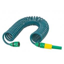 Купить Шланг спиральный с насадкой для полива FIT 77318