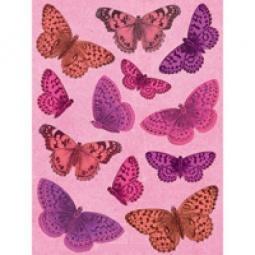 Купить Стикер-украшение K&Company «Бабочки»