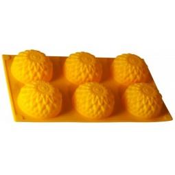 Купить Форма для выпечки силиконовая Regent Золотой шар