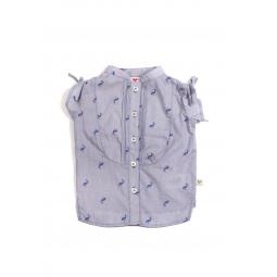 Купить Блуза детская Fore N Birdie Printed pelican stripe shirt