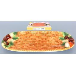 Купить Блюдо Elan Gallery «Грибы» 110700