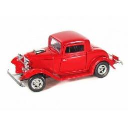 фото Модель автомобиля коллекционная Motormax «1932 Ford Coupe» 73251AC