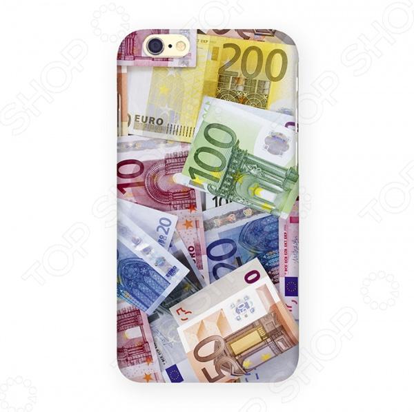 Чехол для iPhone 6 Mitya Veselkov «Евро»
