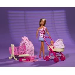 Купить Кукла штеффи с малышом Simba 5730861