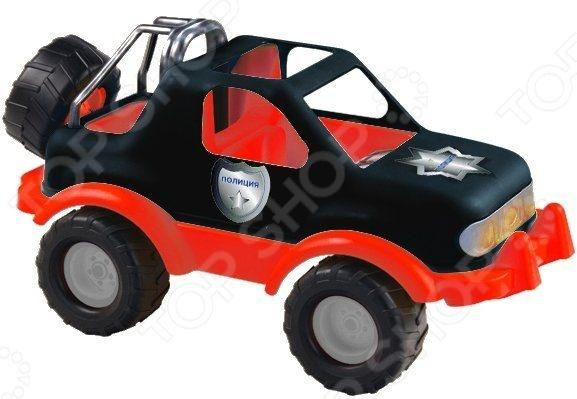 Машинка игрушечная Zebratoys «Джип» 15-10392