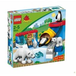 фото Конструктор LEGO Полярный зоопарк