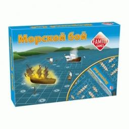 Купить Игра настольная Tactic «Морской бой»