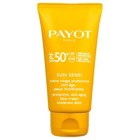 Купить Крем для лица защитный Payot Sun Sensi