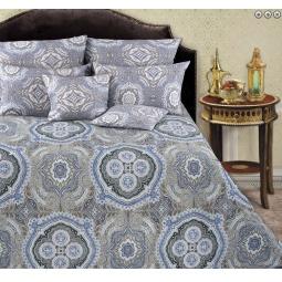 фото Комплект постельного белья Романтика «Валери». Тип ткани: перкаль. Семейный