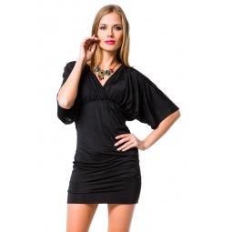 фото Платье Mondigo 8700. Цвет: черный. Размер одежды: 42