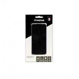 фото Чехол для iPhone 5 Nova Flip-Top кожаный. Цвет: черный