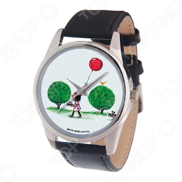 Часы наручные Mitya Veselkov «Праздничный день» MV дизайнерские часы mitya veselkov праздничный день mv 201