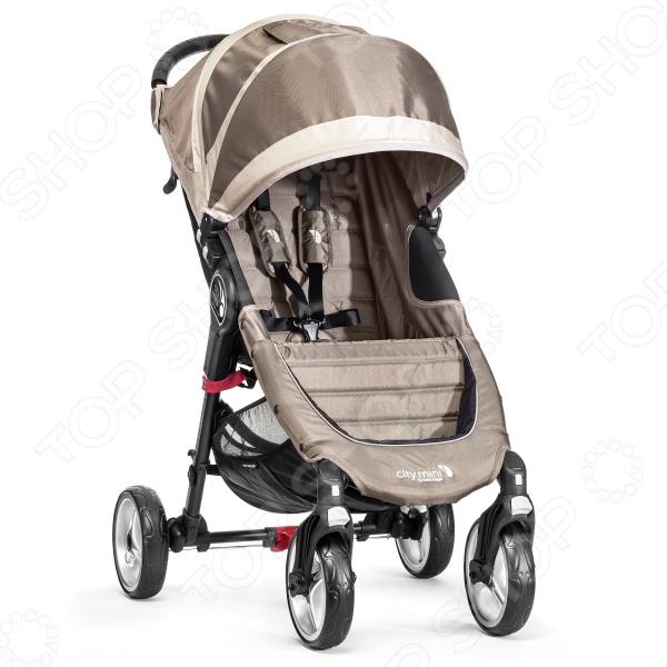 Коляска прогулочная Baby Jogger ВО10429 - четырехколесная модель, которое получила признание среди родителей во всем мире. Комфортная и компактная коляска обладает целым рядом преимуществ, одним из которых является запатентованная система складывания Quick Fold , которая позволяет сложить коляску одной рукой в одно движение. Так же, данная модель отличается легкостью, удобством и функциональностью и все это в сочетании с оригинальным и стильным дизайном. Такая модель незаменима для прогулок, станет отличной альтернативой коляске-трости.