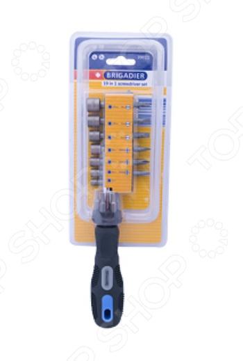Набор отверток Brigadier 39011  набор инструмента brigadier lite 39053