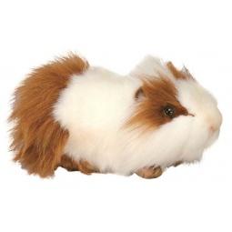 фото Мягкая игрушка для ребенка Hansa «Морская свинка бело-рыжая»