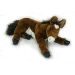 фото Мягкая игрушка Hansa «Пони»