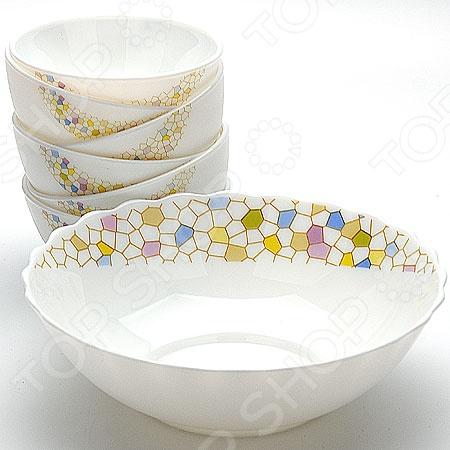 Набор салатниц Mayer&Boch MB-23179 набор посуды для сервировки стола mayer