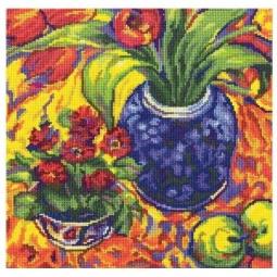 фото Набор для вышивания RTO «Цветы и фрукты»